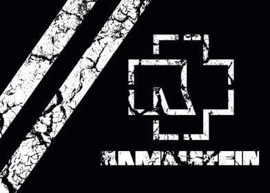 Rammstein flag