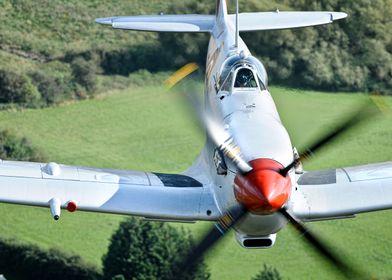 Spitfire Air to Air
