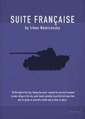 Suite Francaise Book Art