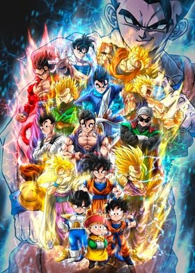 The Journey of Gohan