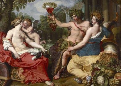 Ceres, Bacchus and Venus.j