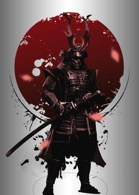 Amazing samurai sword