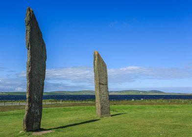 Standing Stones Orkney