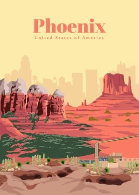 Travel to Phoenix