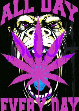 Gorilla Warfare Purple