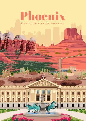 Trip to Phoenix