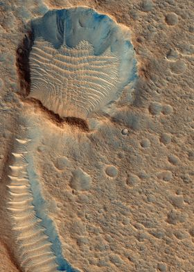 Mars Chryse Planitia