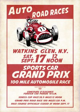 Watkins Glen Grand Prix