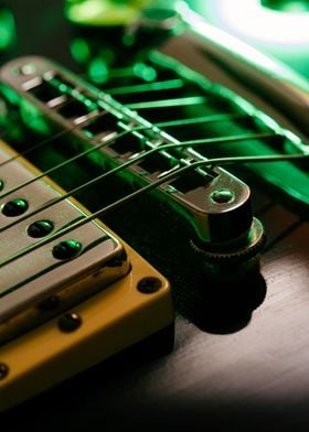 Electric guitar macro