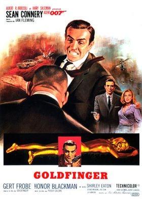 James Bond 007 Goldfinger