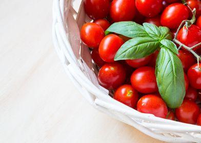 Sweet cherry tomatoes