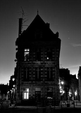 Twilight in Dijon