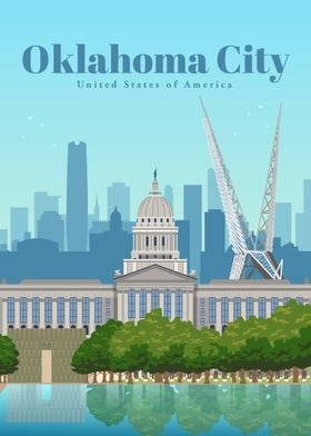 Travel to Oklahoma City