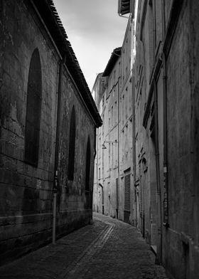 Ruelle in Bordeaux