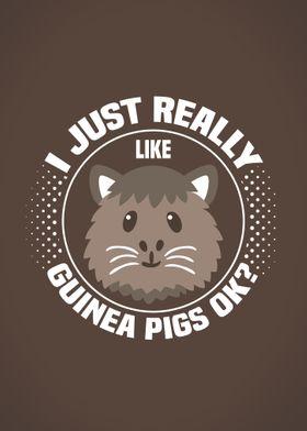 I Like Guinea Pigs