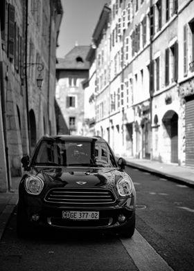 Mini in Annecy