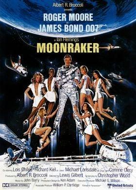 James Bond 007 Moonraker