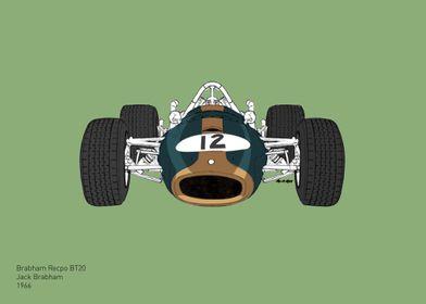 Brabham Repco BT20