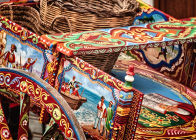 Traditional chariot