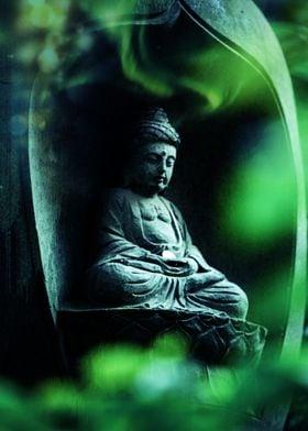 Zen Buddha calm