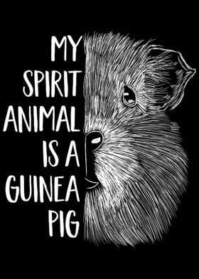 Guinea Pig Spirit Animal