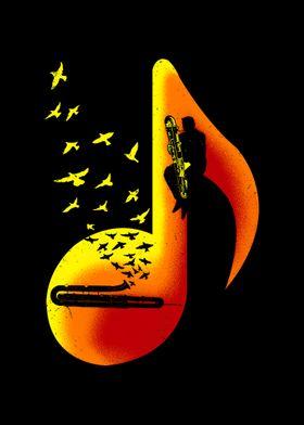 Music Contrabassoon Player