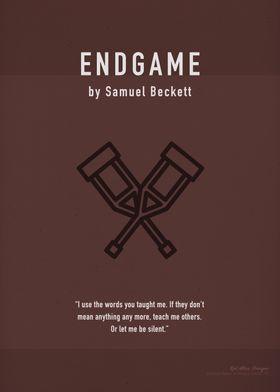 Endgame Book Art