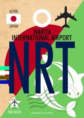 JAPAN NARITA AIRPORT NRT