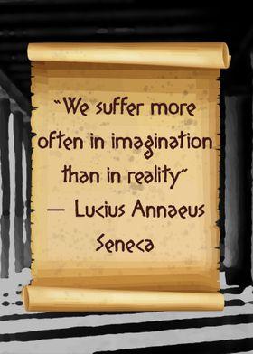 Seneca suffering