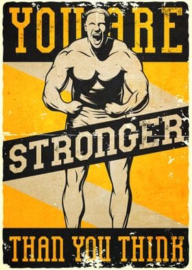 You are Stronger GYM