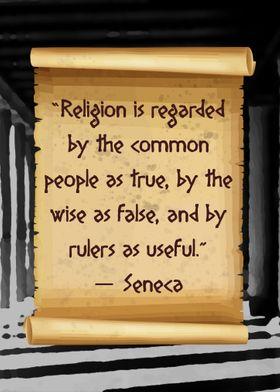Seneca Religion Is