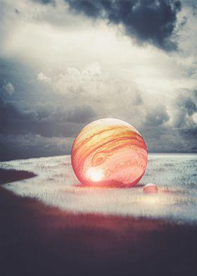 Jupiter On the Earth
