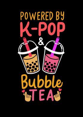 Kpop And Bubble Tea Gift