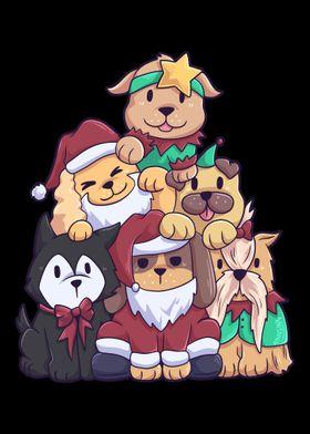 Christmas Dog Christmas Do