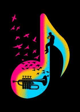 Music Piccolo Trumpet