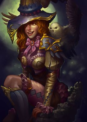 Cute Little Mage