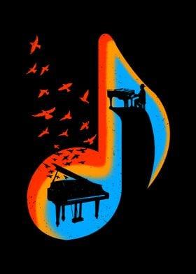 Music Piano Player