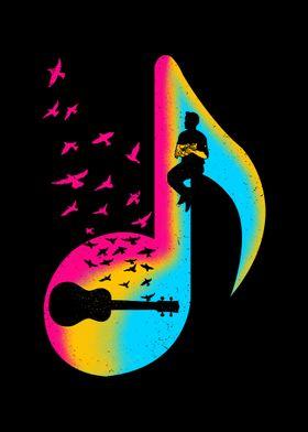 Music Ukulele Player