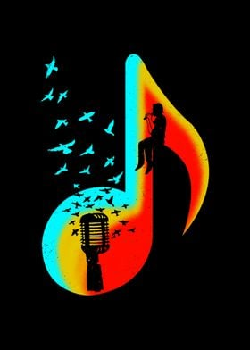 Music Singer Player