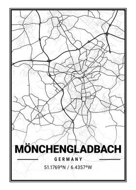 Monchengladbach Light City