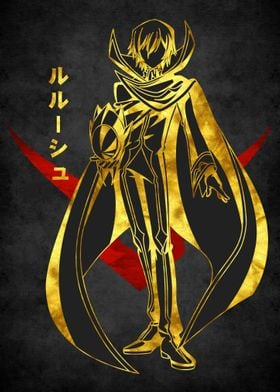 Lelouch Lamperouge Code Ge