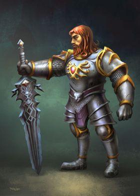 Bojar Human Warrior
