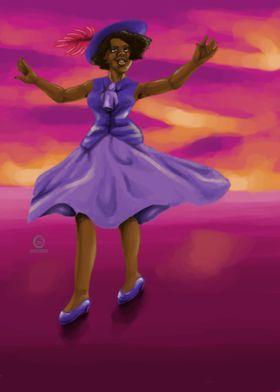 Free Black Girl Dancing