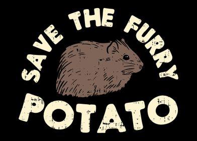 Save The Furry Potato