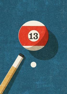 13 Ball
