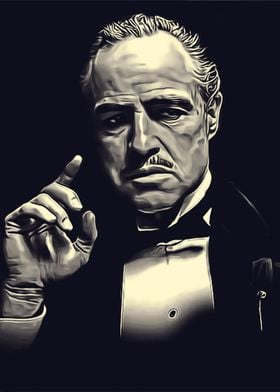 The Godfather Poster 9