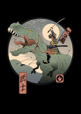 Jurassic Samurai