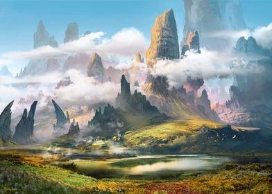 Mount Saimour