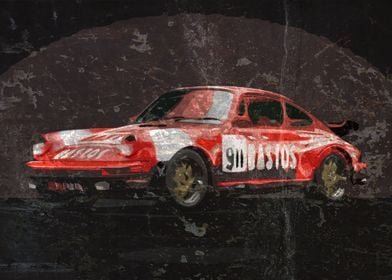 Porsche 911 Turbo  81