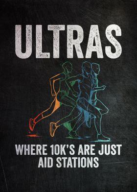 Ultra Runner